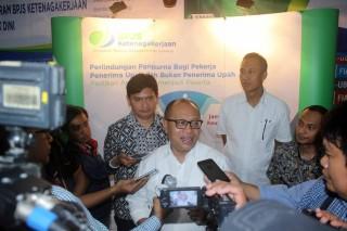 BPJS Ketenagakerjaan Tingkatkan Manfaat Perlindungan kepada PMI