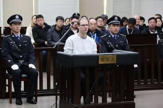 Tiongkok Vonis Mati Pria Kanada atas Penyelundupan Narkoba