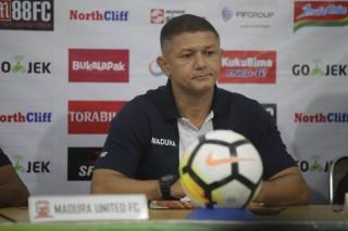 Gomes De Oliveira Jadi Pelatih Anyar Kalteng Putra