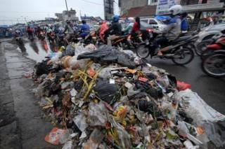 2.500 Ton Sampah Menumpuk Setiap Hari di Kabupaten Tangerang