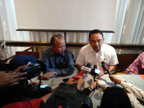Direktur Utama PT Garuda Indonesia Tbk Ari Askhara. (FOTO: