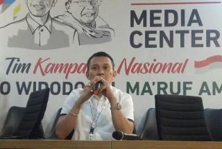 Dua Amunisi Debat Jokowi-Ma'ruf