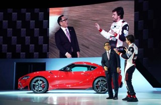 Supra 2020, Toyota yang BMW <i>Inside</i>