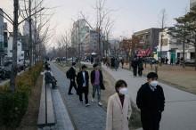Seoul Diselimuti Debu Halus, Ancam Kesehatan Warga