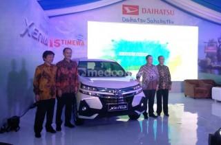 Daihatsu Grand New Xenia dengan Mesin Baru