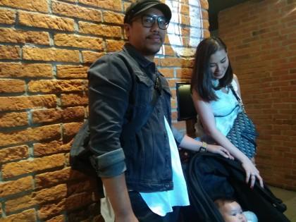 Sammy Simorangkir Tak Menutup Kemungkinan Kembali Bersama Kerispatih