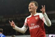 Arsenal Tawarkan Oezil ke Juventus dan Inter