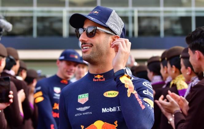 Daniel Ricciardo (Foto: AFP/Andrej Isakovic)