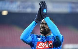 Kasus Rasialisme Takkan Membuat Koulibaly Hengkang dari Napoli