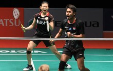 Malaysia Masters 2019: Tontowi/Debby Singkirkan Unggulan Inggris