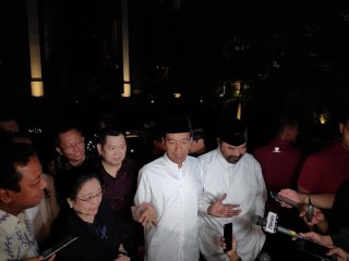 Jokowi Heran Debat Perlu Latihan