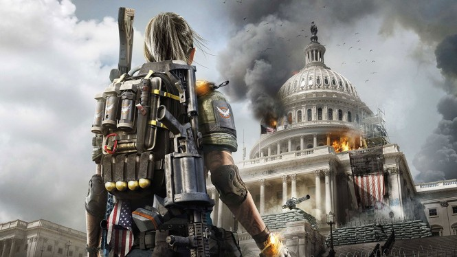 Game Tom Clancy's The Division 2.