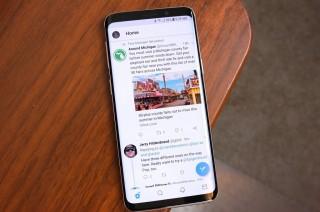 Twitter Versi Android Sekarang Urutkan Kronologis