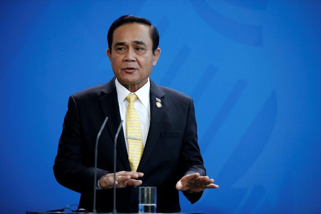 PM Thailand, Prayut Chan-o-cha. (Foto: AFP)