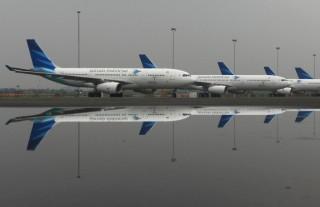 Garuda Indonesia Sudah Turunkan Harga Tiket