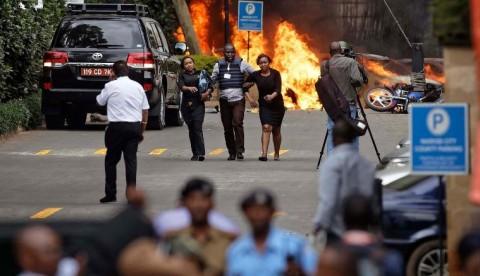 Serangan Teror di Kompleks Hotel Kenya, 15 Tewas