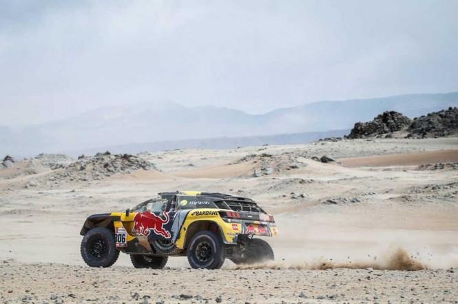 Dakar Rally 2019 masuk etape delapan. Dakar