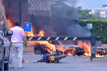 Kelompok Al Shabaab Klaim Serangan di Kenya