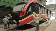 LRT Jabodebek Dikirim Juni Tahun Ini
