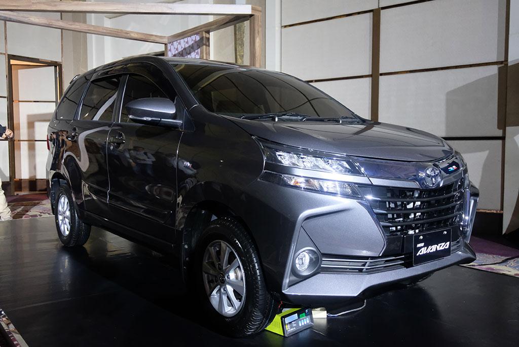 New Toyota Avanza mendapatkan sentuhan minor change. Medcom.id/Ekawan Raharja