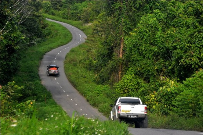 Trans-Papua Highway (Photo:MI/Susanto)