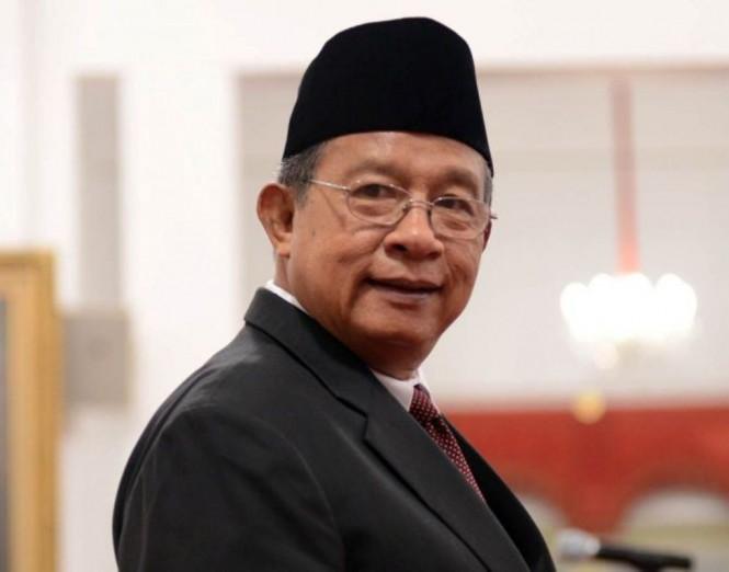 Coordinating Minister for Economic Affairs Darmin Nasution (Photo:MI/Panca Syurkani)