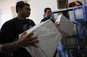 Polisi Ungkap Gudang Narkoba di Apartemen Jakarta Barat
