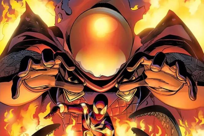 Mysterio. (Mike Wieringo/Marvel Comics)