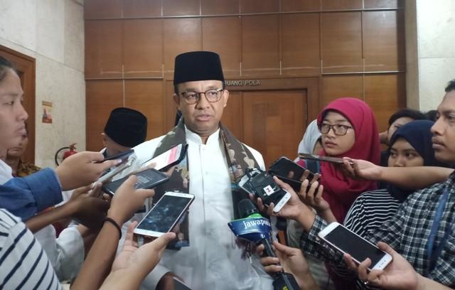 Gubernur DKI Jakarta Anies Baswedan. Foto: Medcom.id/Cindy.