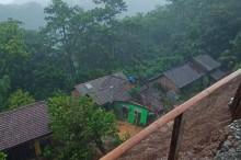 Hujan Turun, Longsor Terjadi Lagi di Jepara
