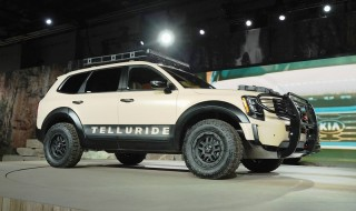 Telluride, SUV Korea yang Asli Amerika