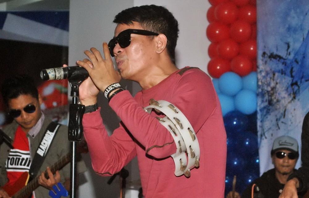 Aris Idol (Foto: Antara/Arif Firmansyah)