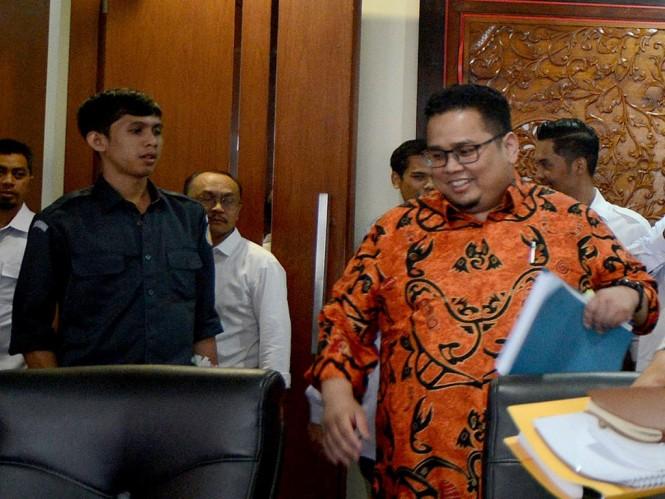 Anggota Bawaslu Rahmat Bagja. Foto: MI/Susanto.