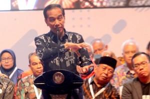 Jokowi: Tunjangan ASN Lebih dari Cukup Asal tak Konsumtif