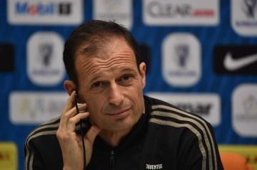 Pelatih Juventus, Massimiliano Allegri (AFP)