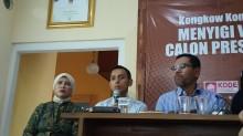 Imparsial Tak Temukan Agenda HAM Prabowo