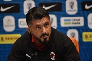 Gattuso: Pemain Milan Tidak Boleh Takut dengan Juventus