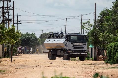 Lima Orang Tewas dalam Kerusuhan BBM di Zimbabwe