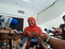 Khofifah Nobar Debat Pilpres di Yogyakarta