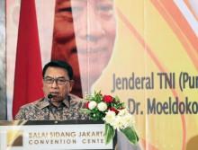 Moeldoko: Prabowo <i>Ngarang</i>