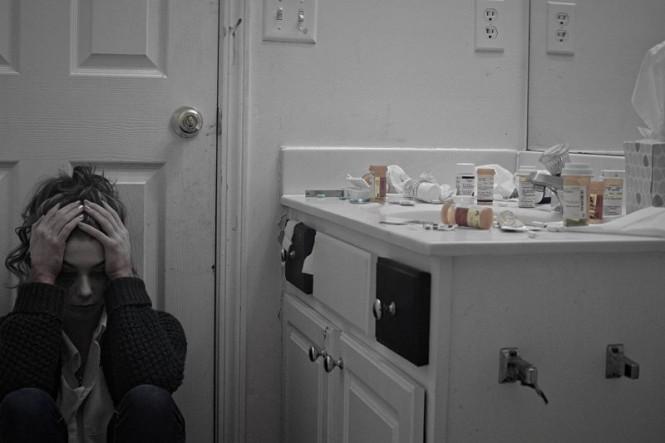 Dalam depresi ada beberapa tanda yang ternyata cukup mengejutkan (Foto Ilustrasi: Ryan Whitlow/Unsplash.com)