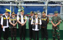 DJBC dan Hubla Teken MoU Perketat Penegakan Hukum di Laut