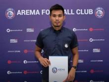 Kesan Rachmat Latief Bergabung dengan Arema FC