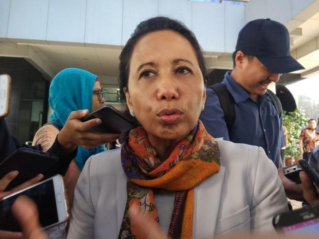 Menteri BUMN Rini Soemarno. Medcom/Ayu.