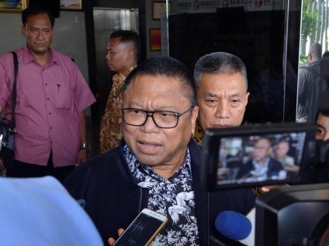 Ketua Umum Partai Hanura Oesman Sapta Odang (OSO). Foto: MI/Mohamad Irfan.
