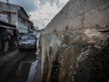 Anies Duga Kebocoran Tanggul Pantai di Muara Baru Disengaja