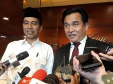 Jokowi Mantap Hadapi Debat