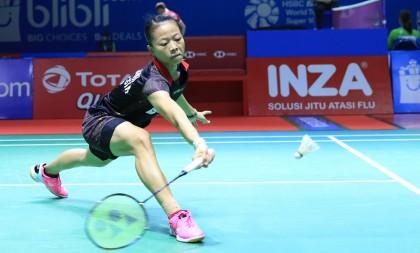 Indonesia Kirim 15 Wakil ke Babak Kedua Malaysia Masters