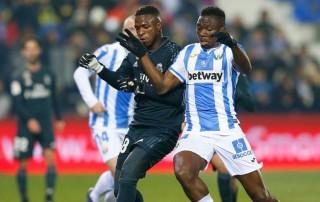 Kemenangan Leganes Tidak Cukup Hentikan Madrid ke Perempat Final