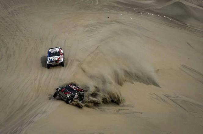 Persaingan sengit di Etape 9 Dakar Rally. Dakar